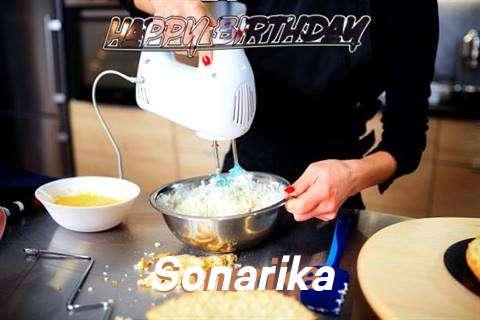 Happy Birthday Sonarika