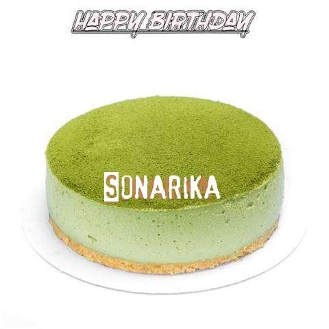 Happy Birthday Cake for Sonarika