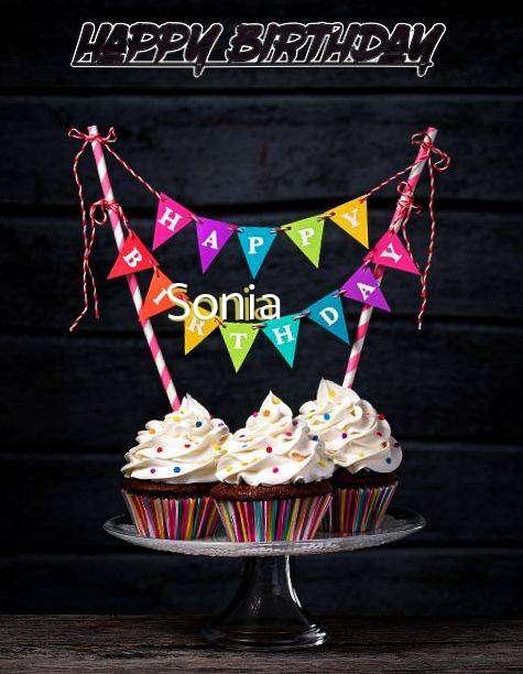 Happy Birthday Sonia