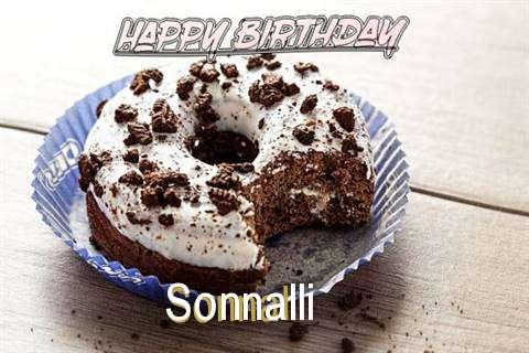 Happy Birthday Sonnalli