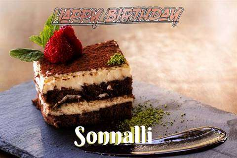 Sonnalli Cakes