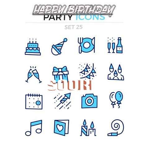 Happy Birthday Wishes for Soori