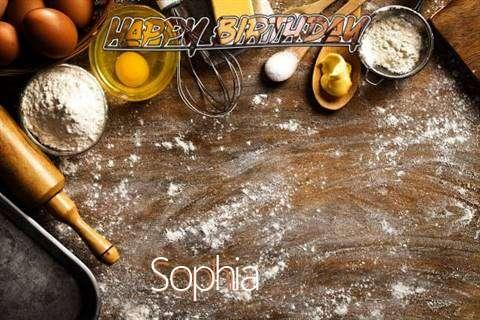 Sophia Cakes