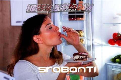 Happy Birthday to You Srabanti