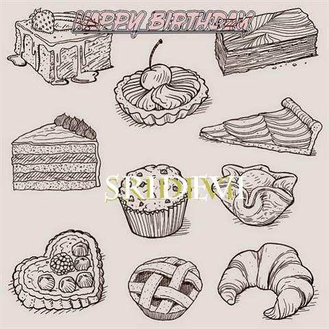 Happy Birthday to You Sridevi