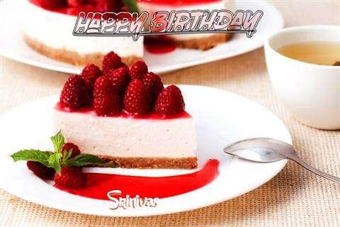 Birthday Wishes with Images of Srinivas