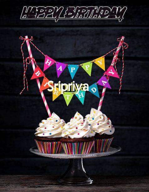 Happy Birthday Sripriya