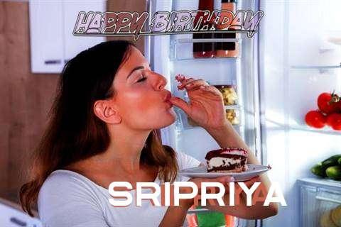 Happy Birthday to You Sripriya