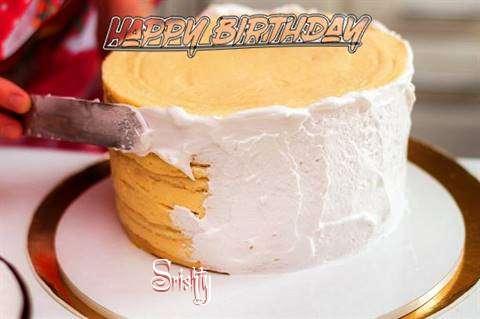 Birthday Images for Srishty