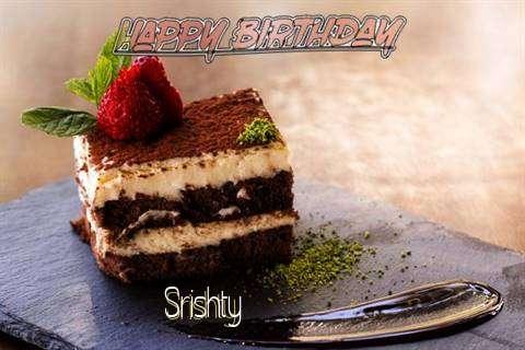 Srishty Cakes