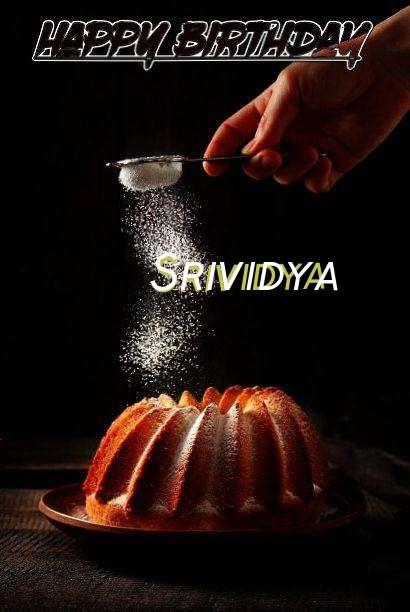 Birthday Images for Srividya