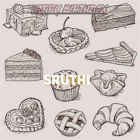 Happy Birthday to You Sruthi