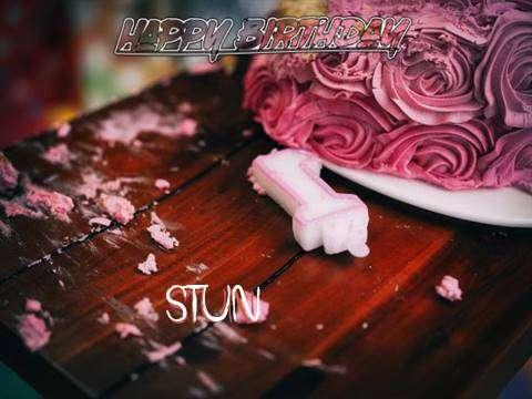 Stun Birthday Celebration