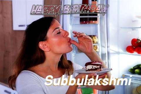 Happy Birthday to You Subbulakshmi
