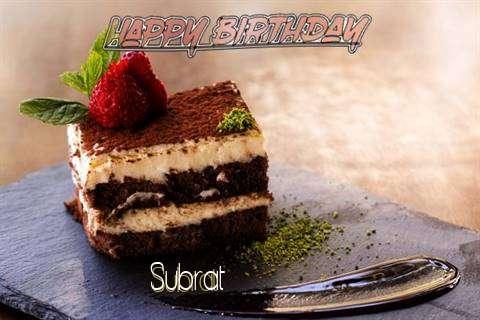 Subrat Cakes