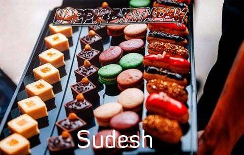 Happy Birthday Sudesh