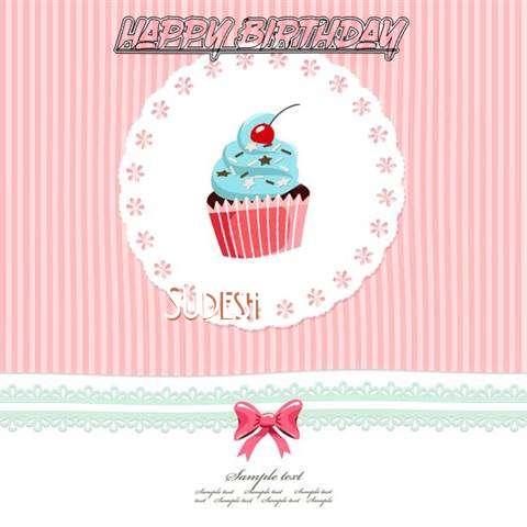 Happy Birthday to You Sudesh