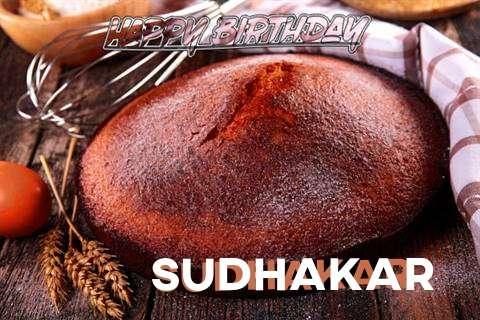 Happy Birthday Sudhakar Cake Image
