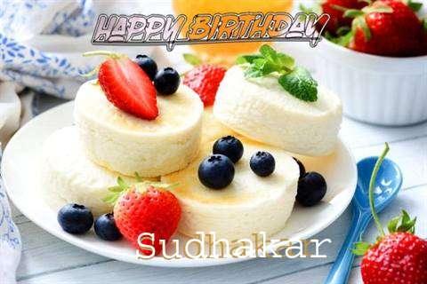 Happy Birthday Wishes for Sudhakar