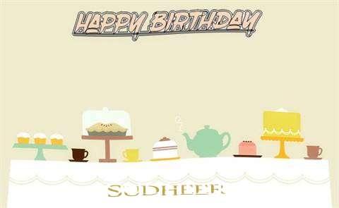Sudheer Cakes