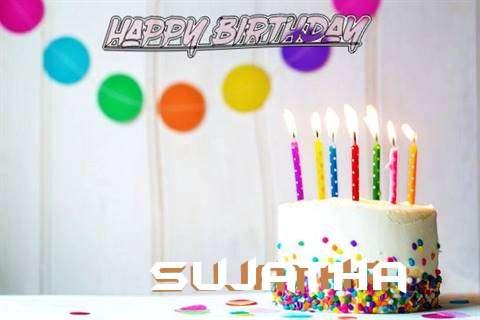 Happy Birthday Cake for Sujatha