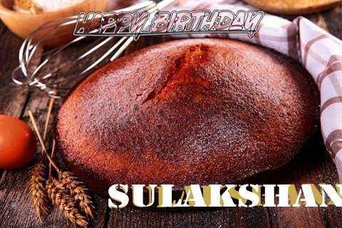 Happy Birthday Sulakshana Cake Image