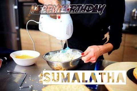 Happy Birthday Sumalatha