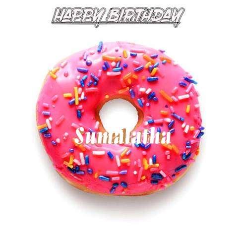 Birthday Images for Sumalatha