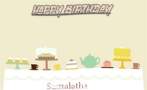 Sumalatha Cakes