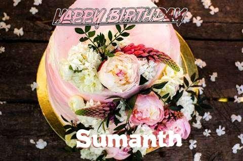 Sumanth Birthday Celebration
