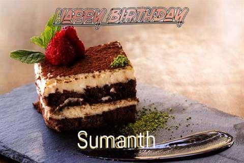 Sumanth Cakes