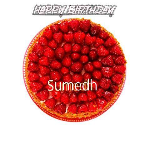 Happy Birthday to You Sumedh