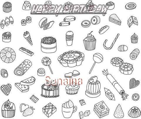 Sunaina Cakes