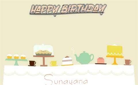 Sunayana Cakes