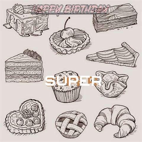 Happy Birthday to You Super
