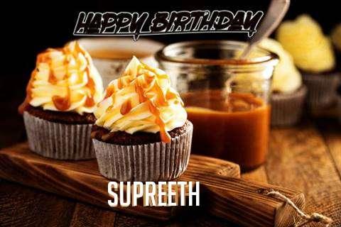 Supreeth Birthday Celebration
