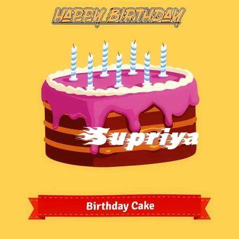 Wish Supriya