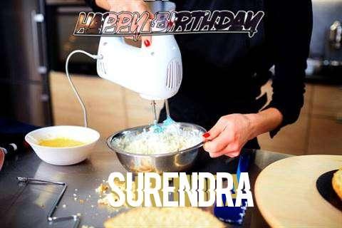 Happy Birthday Surendra