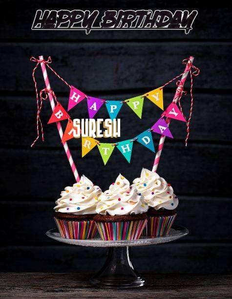 Happy Birthday Suresh