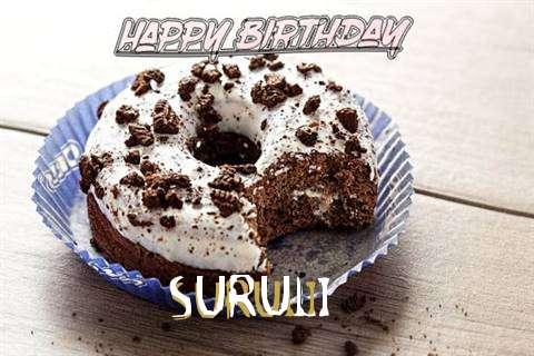 Happy Birthday Suruli