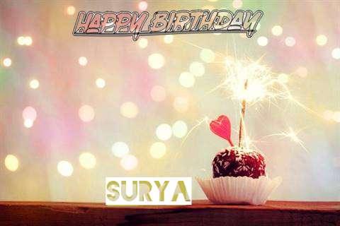 Surya Birthday Celebration