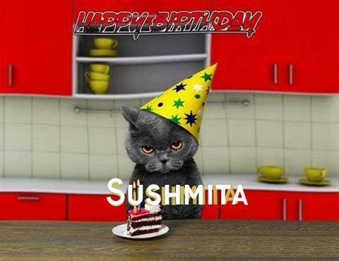 Happy Birthday Sushmita