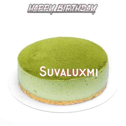 Happy Birthday Cake for Suvaluxmi