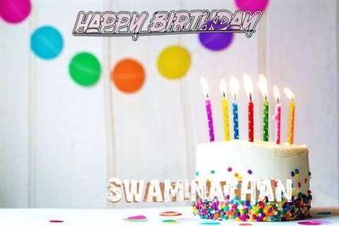Happy Birthday Cake for Swaminathan