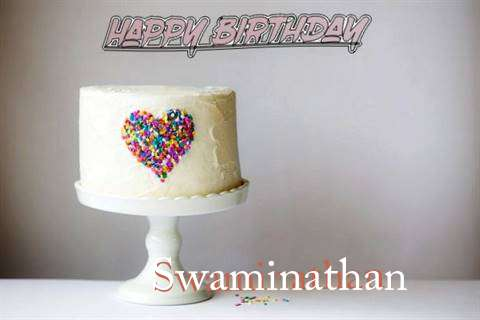 Swaminathan Cakes