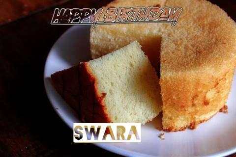 Happy Birthday to You Swara