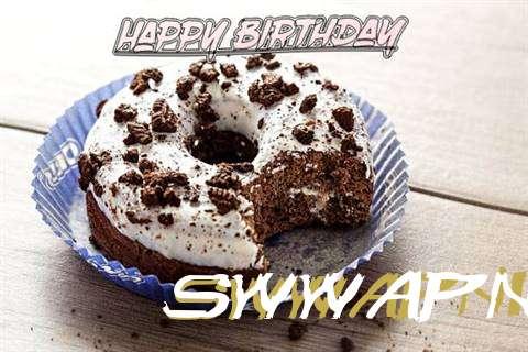 Happy Birthday Swwapnil