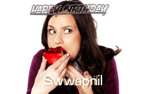 Happy Birthday Wishes for Swwapnil