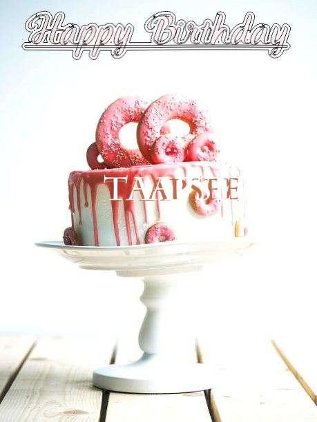 Taapsee Birthday Celebration
