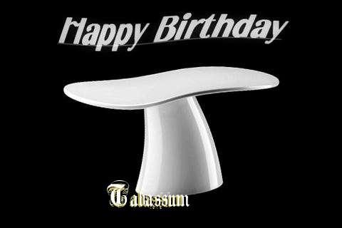 Tabassum Birthday Celebration
